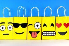 Emoji Bolsa de Regalo Descarga Instantánea por SimplyMadewithSam