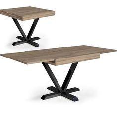 Table Newick chêne clair