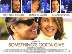 A great Movie. Something's Gotta Give..Love the House!