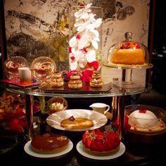 Desserts at Joël Robuchon Bangkok
