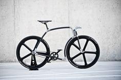 Velonia Releases Carbon Fiber Version of VIKS Bike
