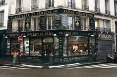 10 traditional Paris shops where you can buy a piece of history | The Independent
