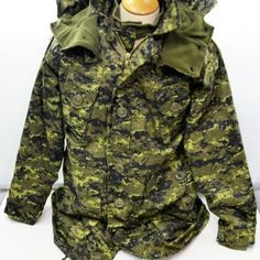 extreme cold canadian army parka - Google Search