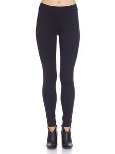Ponti pants with piping Fresh Outfits, Buy Shoes, Best Brand, Must Haves, Fashion Online, Latest Trends, Black Jeans, Fashion Accessories, Man Shop