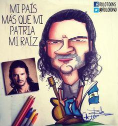 Un Gran Guatemalteco - Ricardo Arjona