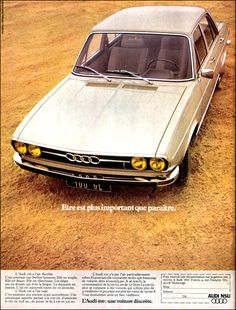 Audi 1974