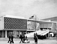 Brazil Pavilion, New York World's Fair 1939 Aoscar Niemeyer