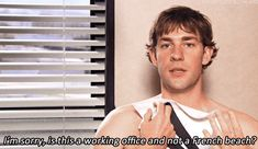 Pin for Later: 44 Reasons Jim Halpert Will Forever Be Your Dream Guy He Appreciates Other Cultures