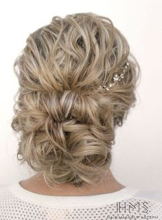 Featured Hairstyle: Hair and Makeup by Steph (Stephanie Brinkerhoff);www.hairandmakeupbysteph.com; Wedding hairstyle idea.