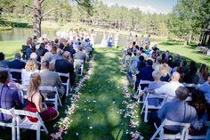 14th Hole at Forest Highlands Flagstaff | Flagstaff Wedding | Ryan Williams Photography