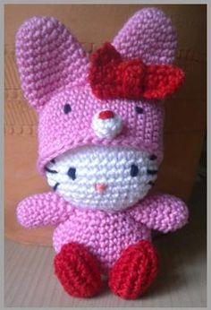 Hello Kitty by Frau Wolle vom Nadelspiel Club