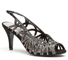 d9f76ea06 Introducing Beauty the Rhinestone Low Pump by Lady Couture