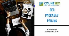 Count SEO provide seo at service affordable price, latest seo Pricing packages Plan in UK, London...