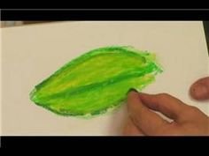 ▶ Oil Pastel Techniques : How to Work With Oil Pastels - YouTube