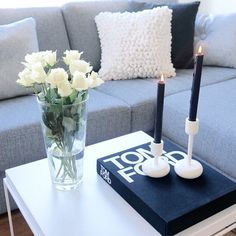 Kiitos Marimekko is currently carrying the #iittala #nappula candle holders, along with many other iittala items! Available at http://kiitosmarimekko.com/products/iittala-nappula-candle-holders-white-set-of-2