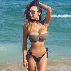 Killing it at the beach.