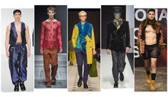 looks Fashion Week homme automne-hiver 2015-2016 23 1 | Vanity Fair