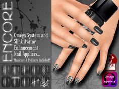 35 Best Omega Nail Appliers images in 2018 | Omega, Nail, Nails