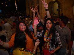 Holi hai!: Festival of colours begins - The Express Tribune