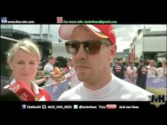 Formula 1, Sky Sports, Post - Qualifying Interviews, Austrian GP 2016