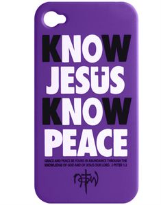 NOTW+Know+Jesus+iPhone+4/4s+Full+Case - Christian Phone Cases for $19.99 | C28.com