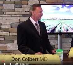 Dr. Colbert Discusses Green Supremefood
