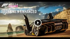 Forza Horizon 3 On XBOX ONE X offers PC Ultra Graphics in Native 4K in 3...