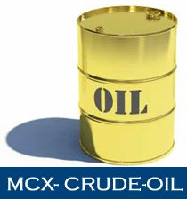 Crude oil reached to 6 years lower level in global market. At Nymax the price has gone below 44$, Brent crude price slipped below 55$. MCX Trading Tips Sell MCX Gold April Future below 25710 target...