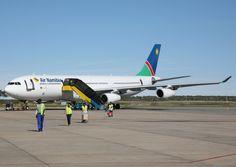 Air Namibia Airbus A340-311