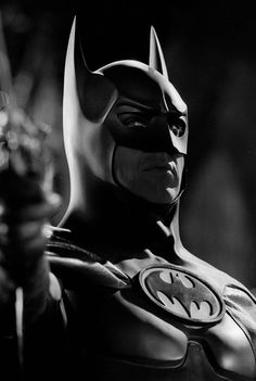 Michael Keaton's portrayal of Batman is iconic. This was a dark comic and Michael found the perfect pitch to reprise it.
