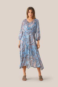 Adelina LS Dress – secondfemale.com