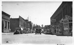 Street Scene, Flagstaff, Arizona Date: 1934