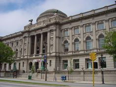 Milwaukee Public Library #wisonsin