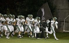 Skyline takes the field for its 4A playoff matchup with Roosevelt. See more of Seattle Times photographer Dean Rutz's photos from the game.