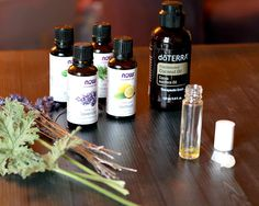 Perfume Oil - ingredients - gardenmatter.com