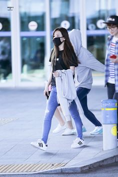 Red Velvet Seulgi Airport Fashion 150427 2015 Kpop
