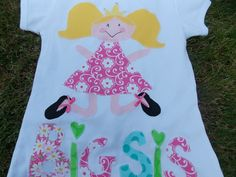 EXCLUSIVE Ballet girl with her Crown by BubbleBabys on Etsy, $21.95