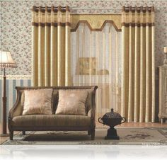 Modern Bedroom Curtains (5)