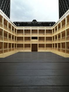Gdansk Shakespearean Theatre / Renato Rizzi