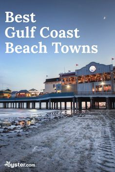 If you want to enjoy the warm waters of the Gulf of Mexico without splurging on an all-inclusive resort in Cancun, never fear. We've created a list of the best beach towns along the Gulf Coast that are perfect for a warm-weather getaway that doesn't require a passport. They're filled with sandy shores, warm water, and plenty of fun, whether you are traveling solo, as a couple, or with the kids. Check out our great list that stretches from Texas to Florida.