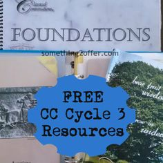 Free Classical Conversations Cycle 3 Resources