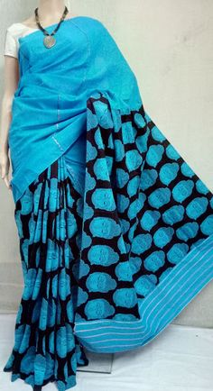 Elegant Fashion Wear Explore the trendy fashion wear by different stores from India Kalamkari Fabric, Kalamkari Dresses, Elegant Fashion Wear, Saree Models, Casual Saree, Half Saree, Indian Ethnic Wear, Beautiful Saree, Saree Collection