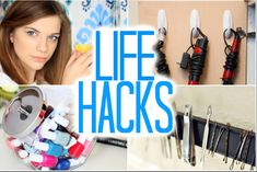 Life Hacks: Bathroom Organization, Storage + Cleaning! | Monica Church