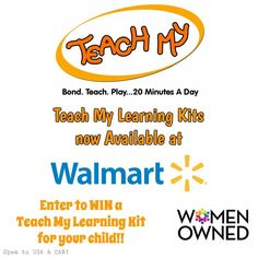 Head Back to School with Teach My Learning Kits!! #Giveaway Open to USA & CAN (ends 8/26) #SummerGuide .  #teachmy @teachmy http://africasblog.com/2015/08/11/teach-my-learning-kit-bts-giveaway/
