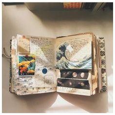 Art Journal Pages, Bullet Journal Writing, Bullet Journal Ideas Pages, Bullet Journal Inspiration, Art Journals, Art Journal Challenge, Art Journal Prompts, Art Journal Techniques, Junk Journal