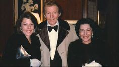 Prachtige foto: Dena, Danny en Sylvia Kaye !!!