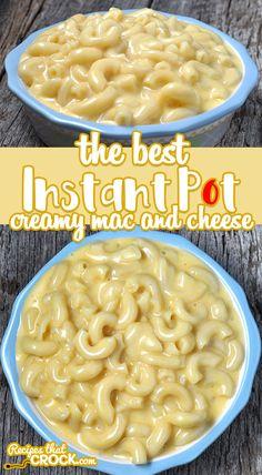 Instant Pot Pasta Recipe, Best Instant Pot Recipe, Instant Recipes, Instant Pot Dinner Recipes, Instant Pot Meals, Cooking Recipes For Dinner, Healthy Pasta Recipes, Easy Appetizer Recipes, Chicken Recipes