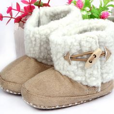 Warm Cotton Infant Anti Slip Snow Boots Baby Boys Girl First Walker Shoes 3 Colors #>=#>=#>=#>=#> Click on the pin to check out discount price, color, size, shipping, etc. Save and like it!