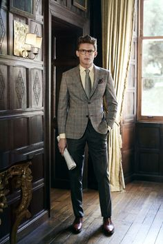 Igor of Premier cleans up for a new spread in Sphere magazine. Photographed by Cameron McNee at the gorgeous Hedingham Castle, Igor is dressed with the timeless finesse of a gentleman, donning garments from Z Zegna, Paul Smith, Burberry Prorsum and more as styled by Kenny Ho.