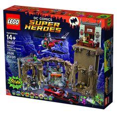 New LEGO 1966 Batman Batcave officially announced! [News]